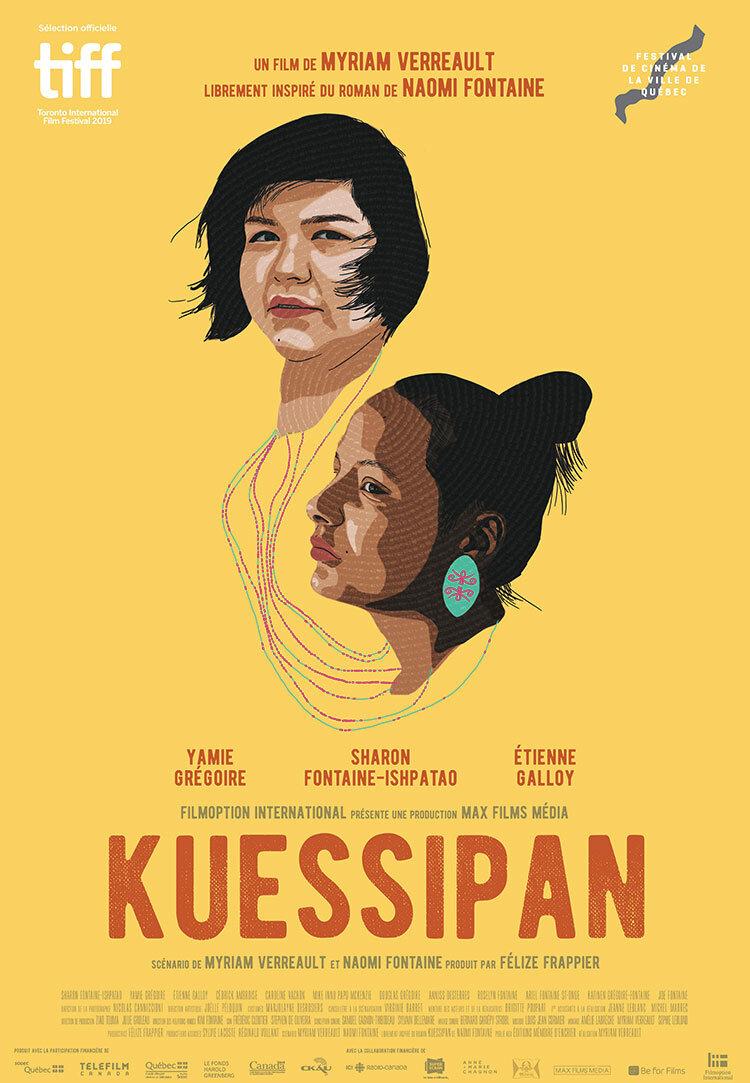 Kuessipan — Filmoption International